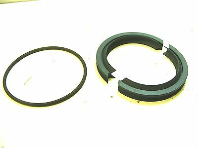 NEW 2pc REAR MAIN SEAL DODGE MOPAR R5 P7 TRI-TEC HI VACUME RACE NASCAR 123115-2