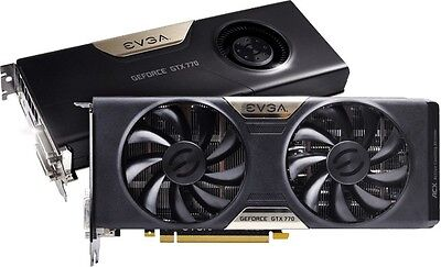 **BRAND NEW** EVGA GeForce GTX 770 4GB Dual Classified w/ EVGA ACX Cooler