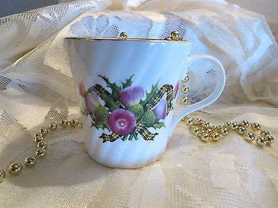 Crown Trent Staffordshire - Bone China - England - Cup