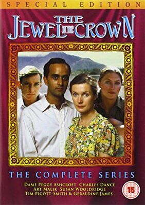 The Jewel In The Crown: The Complete Series [DVD] - DVD  DYVG The Cheap Fast