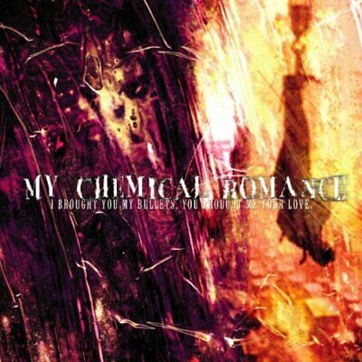 My Chemical Romance - I Brought You My Bullets,... - My Chemical Romance CD RUVG