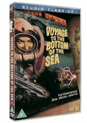 Voyage To The Bottom Of The Sea [DVD] - DVD  0WVG The Cheap Fast Free Post