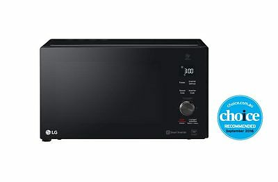 LG NeoChef, 42L Smart Inverter Microwave Oven- MS4266OBS