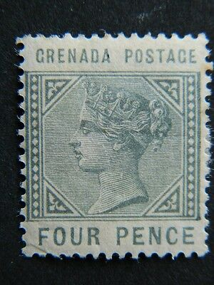 1706 Grenada Sc 23  (Sg 33) Mounted Mint