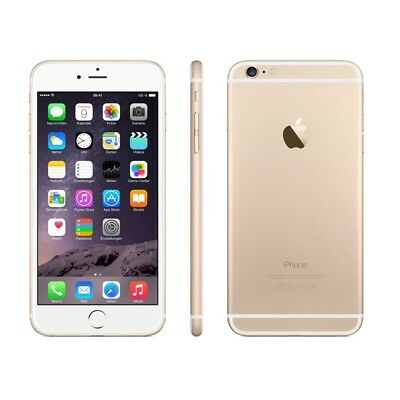 Apple iPhone 6 Plus A1522 64GB 4G Smartphone Factory Unlocked SIMFREE GRADE AAA+
