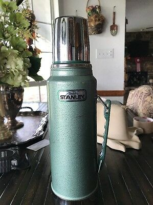 Vintage Aladdin Stanley Thermos RH94 Quart No. 100 cup  *AWESOME*
