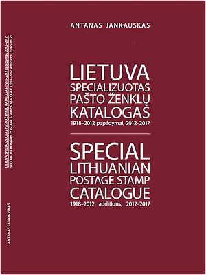 Lithuania Special catalog (1918-2012 additions, 2012-2017)