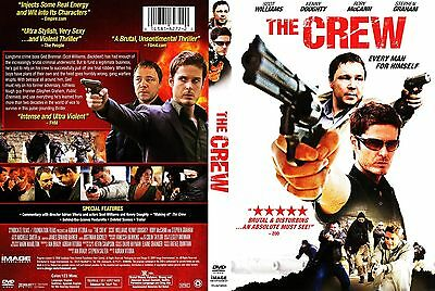 The Crew 117 min (2008) DVD **NUOVO SIGILLATO**
