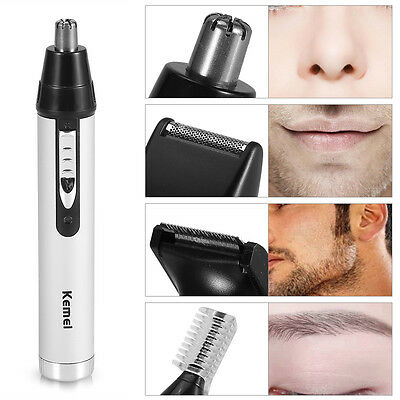 Rechargeable Men's Electric Shaver Razor Beard Hair Grooming Trimmer Clipper dy