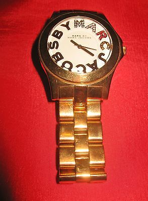 MARC by MARC JACOBS 3138 WATCH....RELUCTANT SALE