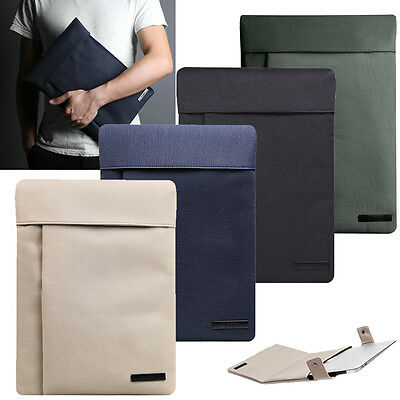 """Soft Sleeve Carry Case Pouch Bag For 13"""" 13.3 inch MacBook Pro Retina Air Laptop"""