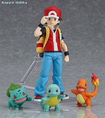 Good Smile Company figma - Pokemon: Red [PRE-ORDER]