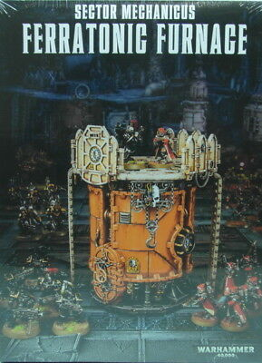 Warhammer 40.000 - Sector Mechanicus Ferratonic Furnace (64-38)