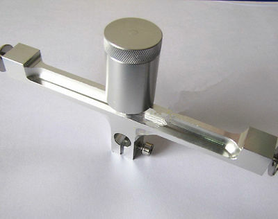 "Aluminum 5"" Width T-bar w/ Oil Cup for 1/4"" Cable RC Boat #1000"