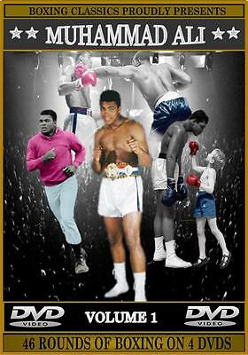 Muhammad Ali Boxing DVD Career Collection (Vol.1) 1970 - 1973