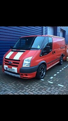 Ford Transit 140 Sport 61 Plate Px Or Swap     W H Y