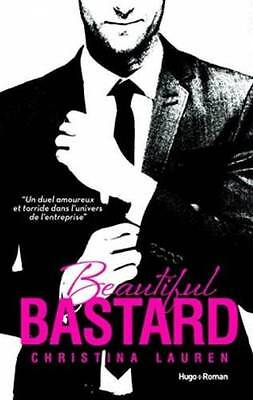 Livre Beautiful BASTARD de Christina Lauren Roman d'amour érotique torride