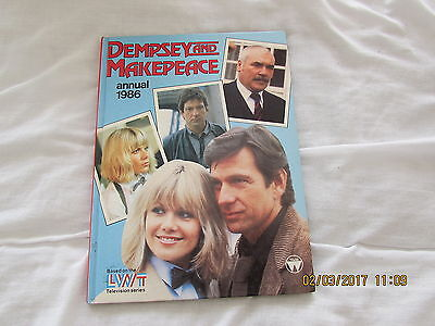 DEMPSEY  and  MAKEPEACE ANNUAL  1986  VERY GOOD FOR  AGE