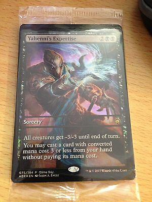 Yahenni's Expertise - FULL ART FOIL - MTG - Magic The Gathering - Rare