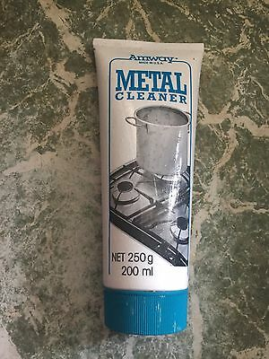 Classic Amway NEW OLD STOCK Metal Cleaner Paste Made In USA quality Metal Polish
