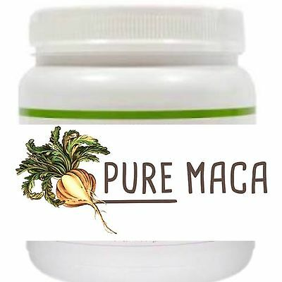 1kg Raw Organic Red Maca - 100% Pure  SALE - Wholesale - Free Postage