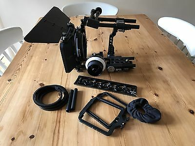 Tilta Canon C100 Lightweight Cage Rig