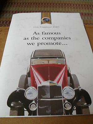 Rare Lledo Dealers Trade Pack 1998 Edition Excellent  Plus Vn Mint Condition
