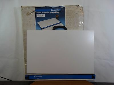 "Staedtler Drafting Table Portable Drawing Board Parallel Straightedge 18"" x 24"""