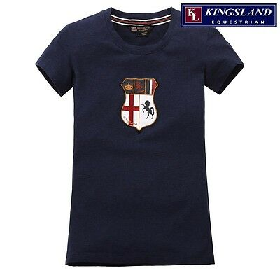 Kingsland Marble Arch Ladies Round Neck T-Shirt WAS £37.00 NEW
