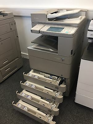 CANON IRAC 5035i ALL-IN-ONE COLOUR OFFICE NETWORK PRINTER COPIER SCANNER