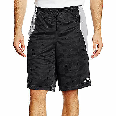 Under Armour UA Mens Warrior Spear SC30 Stephen Curry Basketball Shorts - Black
