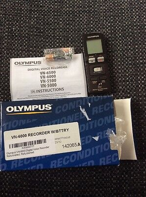 Olympus VN600-PC Voice Recorder
