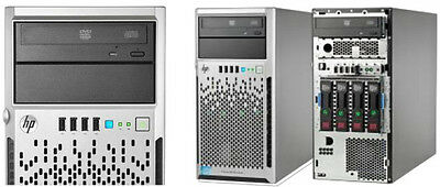 HP ML PROLIANT 310 G8 12GB RAm XEON 3.1Ghz