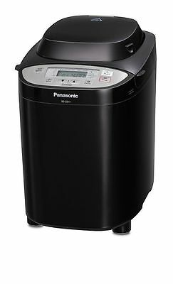 Panasonic SD-2511 Bread Maker With 33 Programmes & Gluten Free Mode Black