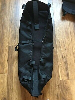 Bugaboo Cameleon 3 Carrycot Black With Mattress And Board.