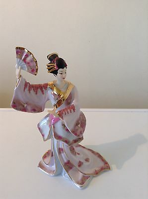 Bradford Exchange Silken Whispers Japanese Reflections Of Love A2248