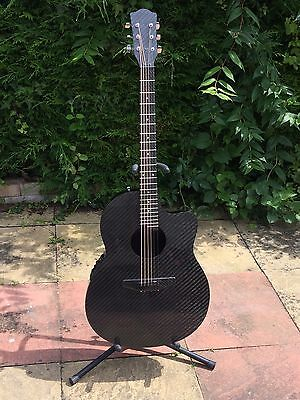Acoustic Guitar 100% Carbon Fibre / Composite Custom Made