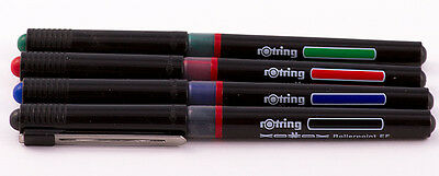 ROTRING XONOX Stylo pour Dessin Technique Graphic Rollerpoint EF Extra Fine