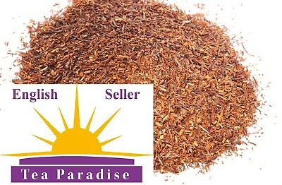 ROOIBOS REDBUSH ORGANIC PURE LOOSE LEAF HERBAL TEA !!CHEAPEST ON EBAY!! 3cup-1kg
