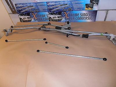 Vauxhall Meriva New Wiper Motor Linkage Rods,3Set.03-10 Wipex Kit No107