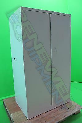 "Steelcase Steel Supply Storage Cabinet L 24"" x W 36"" x H 65"" #5"