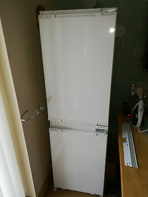 Fridge freezer (integrated) Frost Free 3 years old in excellent condition
