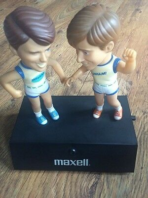 ❤️TOP 5 COLLECTIBLE❤️EPIC/SONY PROMO MAXELL DANCING DOLLS-Wham! (George Michael)