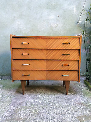 Commode vintage style scandinave années 60