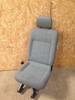 VW Caravelle Quick release rear single  seat