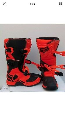 Fox Comp 5 Youth Boots Uk2