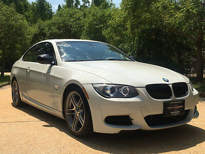 2013 BMW 3-Series Base Coupe 2-Door low mile 335is rare 6 speed free shipping warranty sport luxury turbo loaded