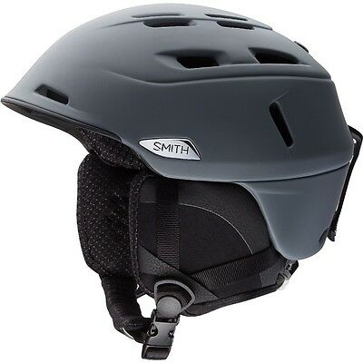 Smith Camber Ski Helmet Large 59-63cm matte charcoal