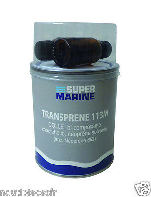 Colle Bateau Pneumatique Hypalon Noprene /  Transprene 113M / 750Ml
