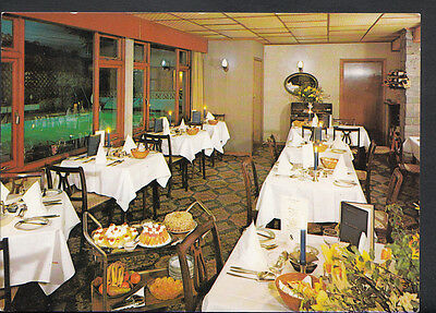 Cornwall Postcard- Dining Room, Bell Rock Hotel, St Mary's, Isle of Scilly B2944